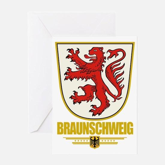 Braunschweig COA Greeting Card