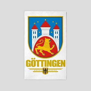 Gottingen COA 3'x5' Area Rug