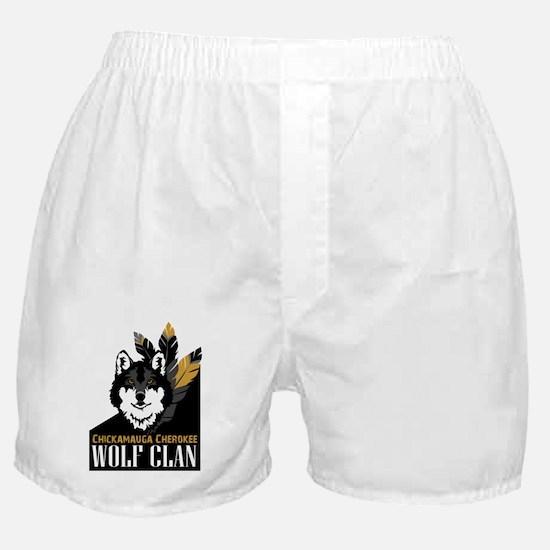 WolfClan-01 Boxer Shorts
