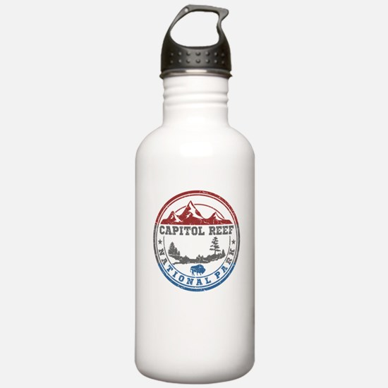 capitol reef national parks Water Bottle