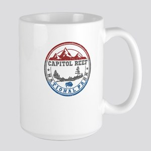 capitol reef national parks Mugs