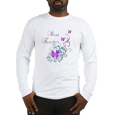 Best Teacher Long Sleeve T-Shirt