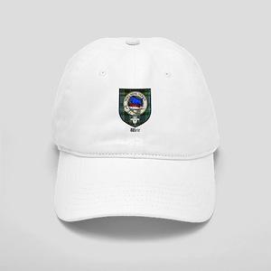 Weir Clan Crest Tartan Cap