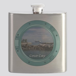coco-cay2 Flask