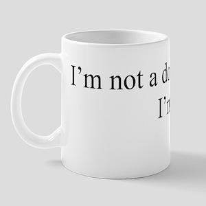 imadorkable_10x4_trans Mug
