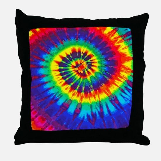 Bright iPad Throw Pillow