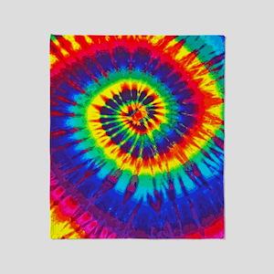 Bright iPad Throw Blanket