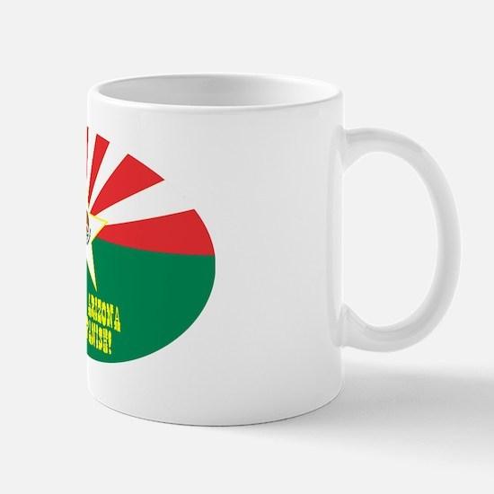mexizona sticker Mug
