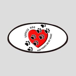 SERVICE DOG Patch