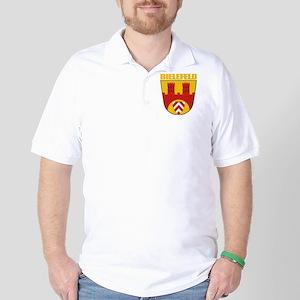 Bielefeld COA (gold) Golf Shirt