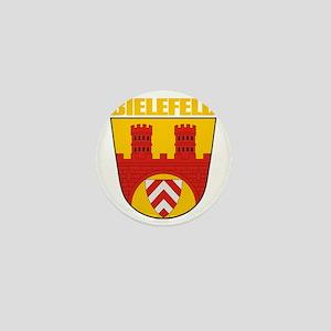 Bielefeld COA (gold) Mini Button