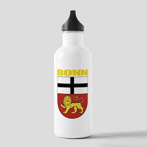 Bonn (gold) Stainless Water Bottle 1.0L