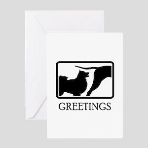 Finnish Lapphund Greeting Card