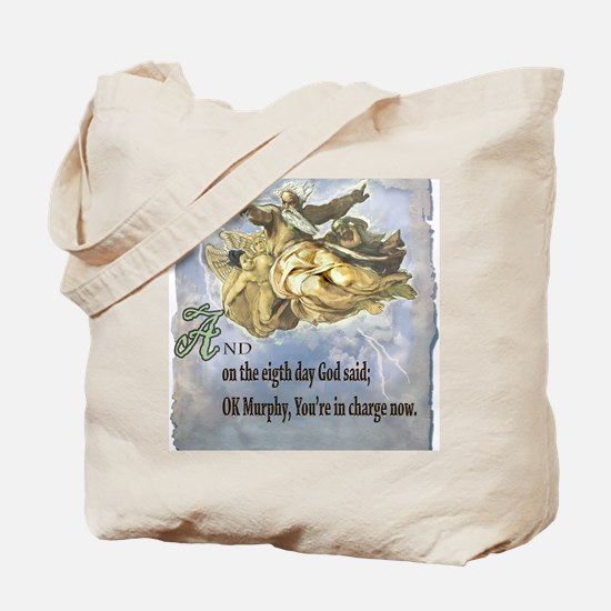 the 8th day of creation Tote Bag