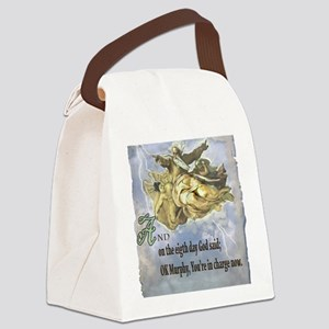 the 8th day of creation Canvas Lunch Bag