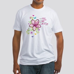 by-grace Fitted T-Shirt
