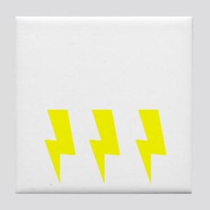 thunderandlightning Tile Coaster