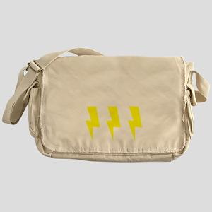 thunderandlightning Messenger Bag
