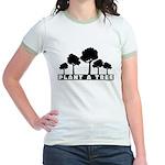 Plant Tree Jr. Ringer T-Shirt