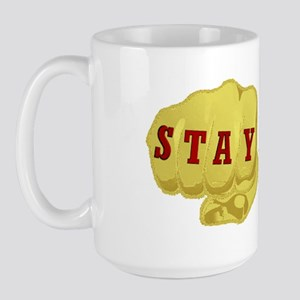 Stay Gold Large Mug