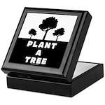Plant Tree Keepsake Box