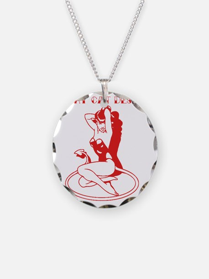 Devil Doll Necklace