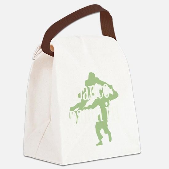Dance Damn It 2 Canvas Lunch Bag
