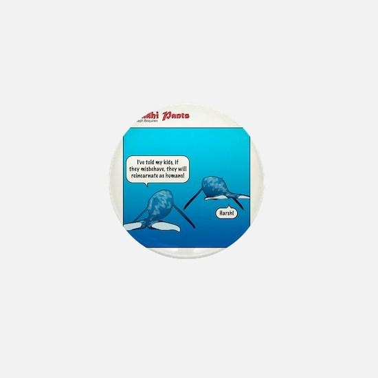 WhaleTalk Mini Button