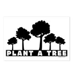 Plant Tree Postcards (Package of 8)