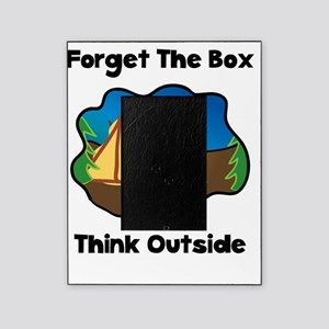 Think Outside Black Picture Frame