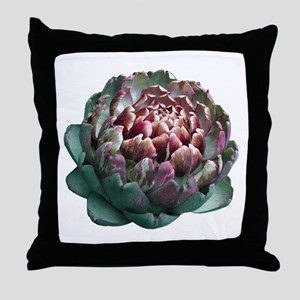 Artichoke. Throw Pillow