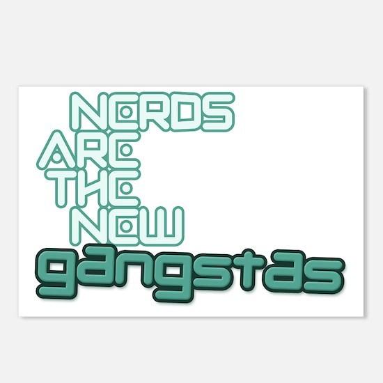 +nerdgangstBD Postcards (Package of 8)