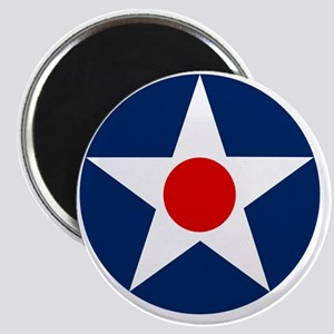 United States Army Air Corp Roundel 1926 Magnet