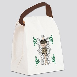 Jack Frost Canvas Lunch Bag