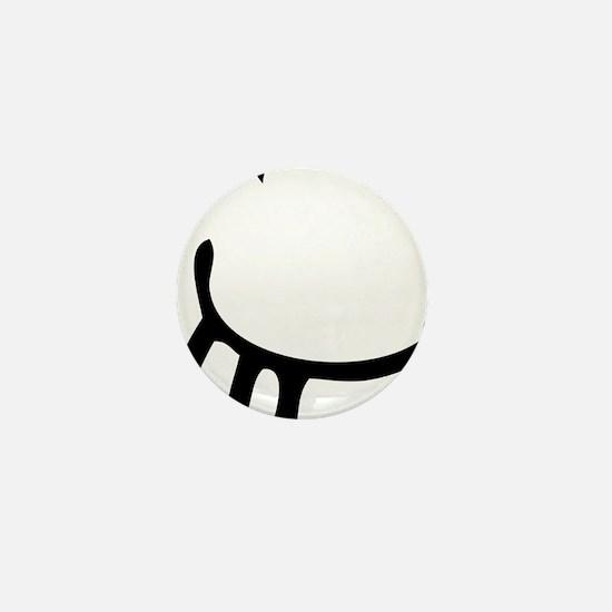 joesmile Mini Button