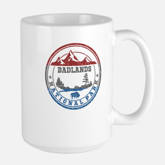 badlands national park Mugs