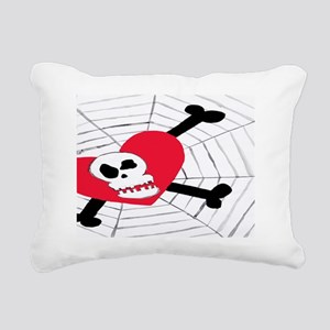 16x20h_Caught Rectangular Canvas Pillow