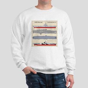 Essex-Hornet_Back Sweatshirt