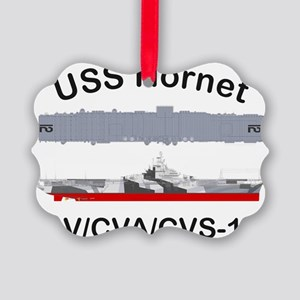 Essex-Hornet_Straight_Front Picture Ornament