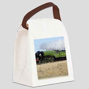 A1 Steam Loco Tornado 9Y487D-105 Canvas Lunch Bag