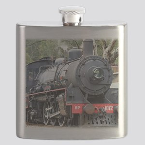 Zig Zag Railway Steam Locomotive 9J54D-01 Flask