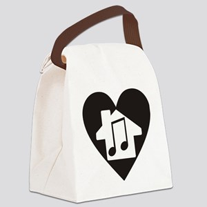 House02 Canvas Lunch Bag