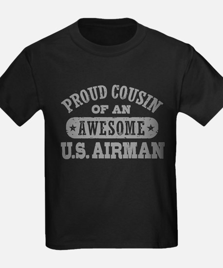 Proud Cousin of an Awesome US Airman T