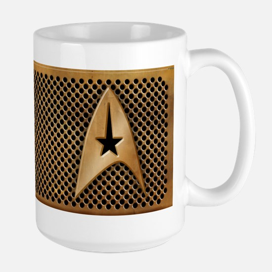 star-trek-comm_mug Large Mug