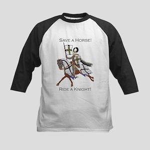 Ride a Teutonic Knight Baseball Jersey