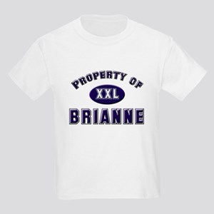 Property of brianne Kids T-Shirt