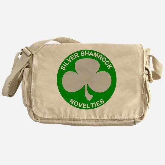 Silver-Shamrock-Novelties-No-Border Messenger Bag