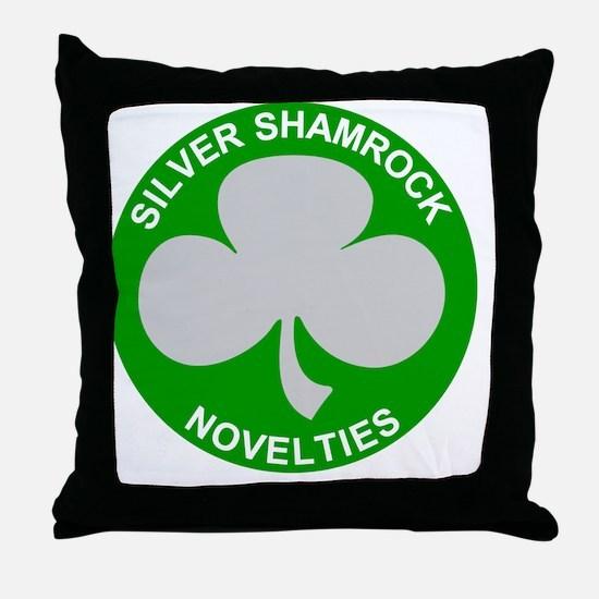 Silver-Shamrock-Novelties-No-Border Throw Pillow