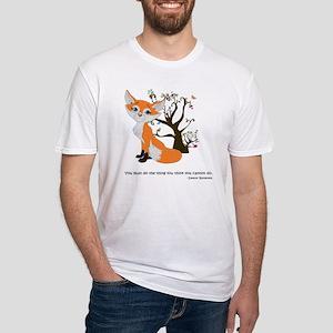foxtrottshirtLG Fitted T-Shirt