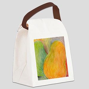 GrowPear Canvas Lunch Bag